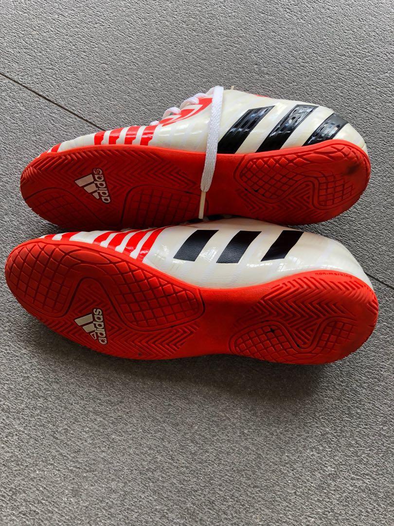 46dd6e5e0 Adidas children Soccer shoe 70%new Size US 4.5, Babies & Kids, Boys ...