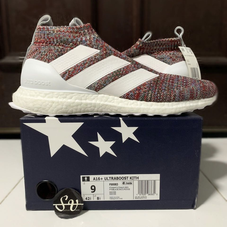 new concept c706e 0062f Adidas COPA ACE 16 + Kith Ultraboost
