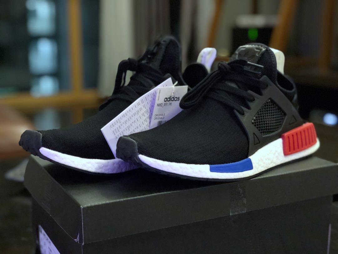 Adidas Nmd Xr1 Pk Og Men S Fashion Footwear Sneakers On Carousell