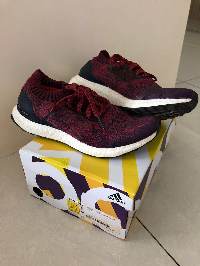 Adidas Ultra Boost Uncaged Mystery Red WAVE®  WAVE®