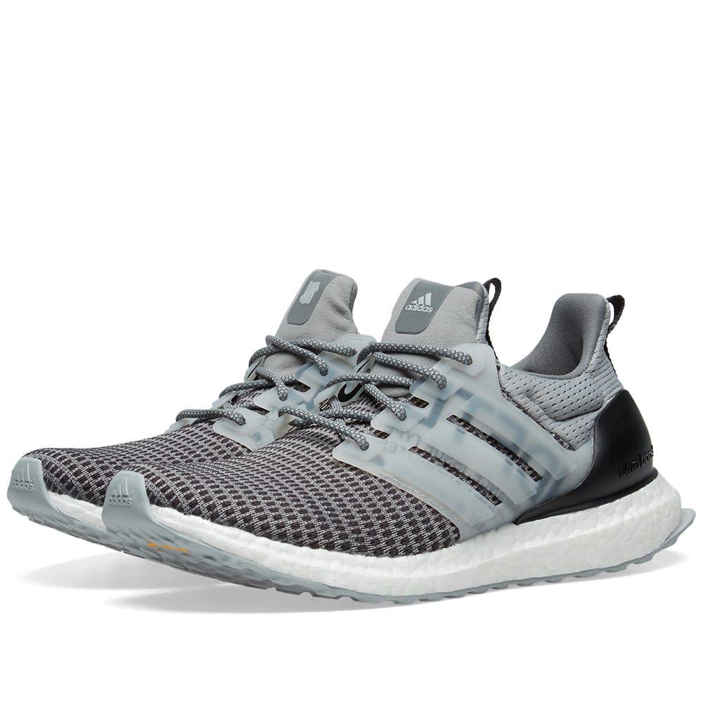 0bd5d67b62c Adidas Ultra Boost x Undefeated Grey