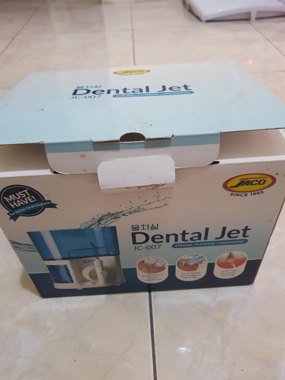 Alat Pembersih Karang Gigi Dental Jet Ori Jaco Electronics Others