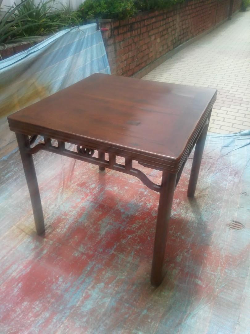 Antique Table From Goshen Furniture Home Decor Antiques On Carousell