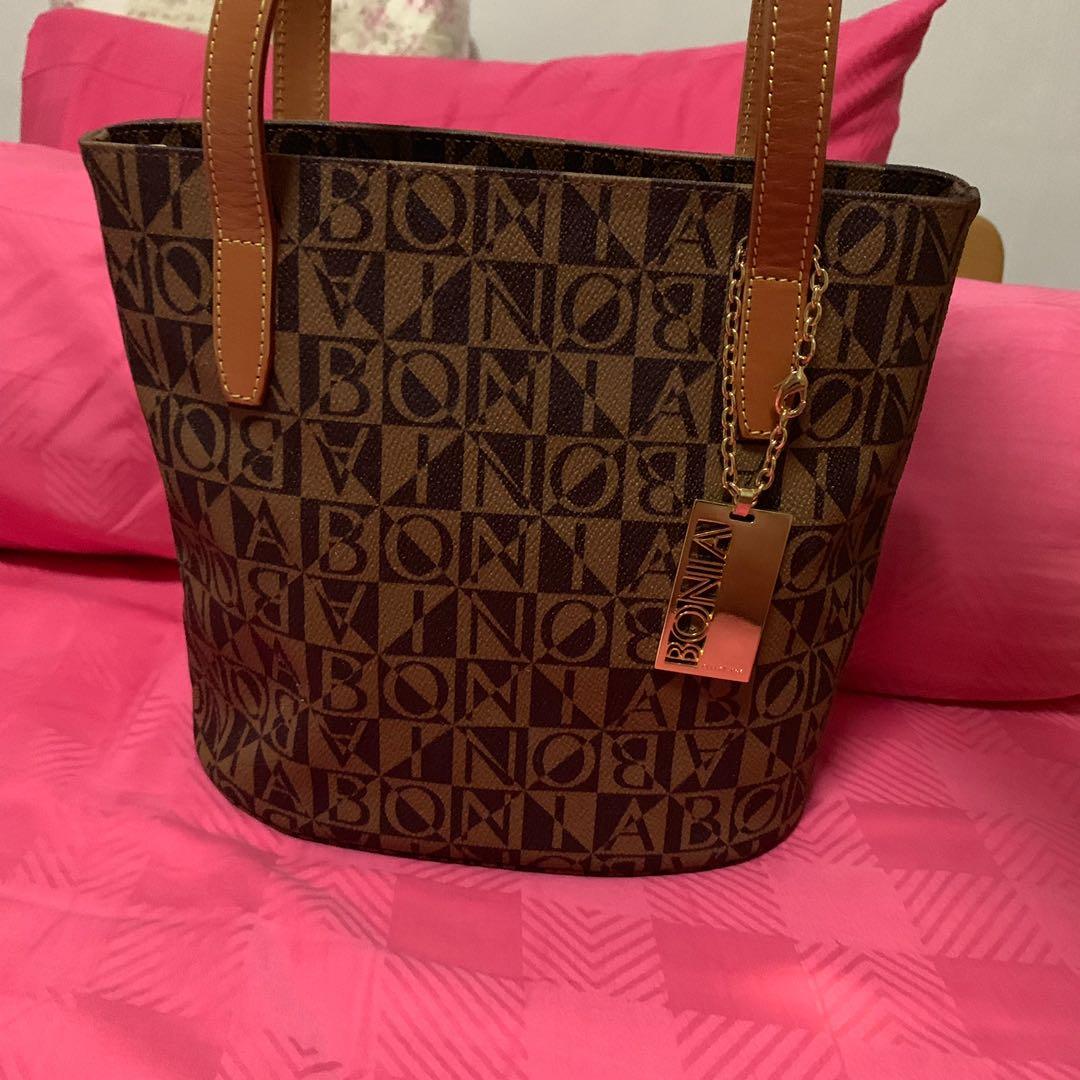 6eb1ba2ac4 Authentic Bonia Handbag, Women's Fashion, Bags & Wallets, Handbags ...