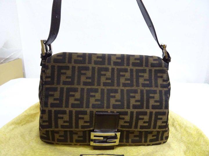 44563a8c17db Authentic vintage Fendi sling bag shoulder bag