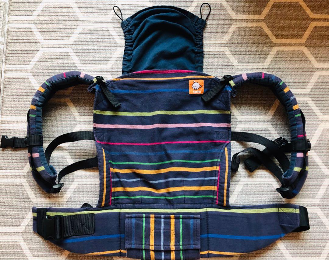 8efacba983f Baby Tula Standard Half Wrap Conversion - Didymos Lisa