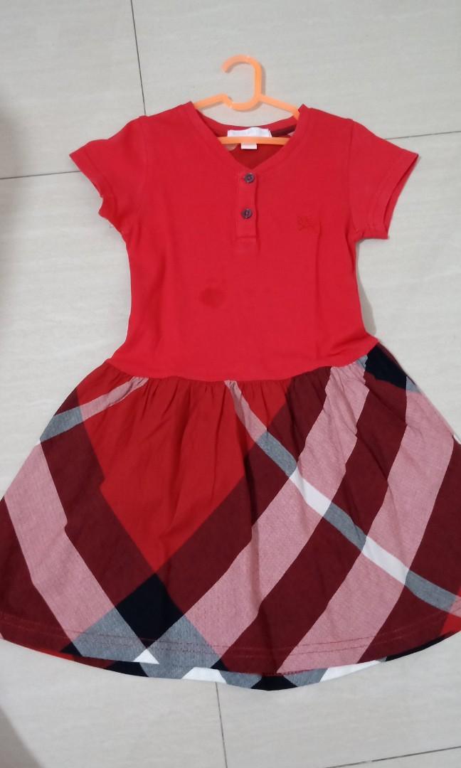 Burberry dress