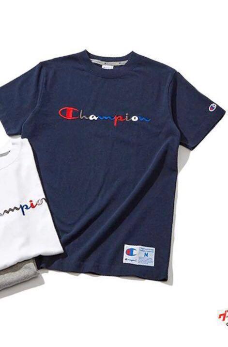 388744aa01c5 Champion T-shirt Rainbow Logo, Men's Fashion, Clothes, Tops on Carousell
