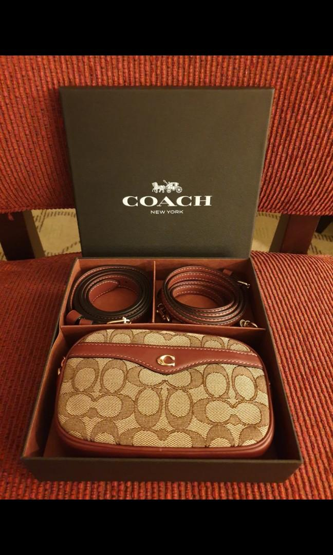 99da37349f Coach 2way Belt bag / Crossbody bag on Carousell