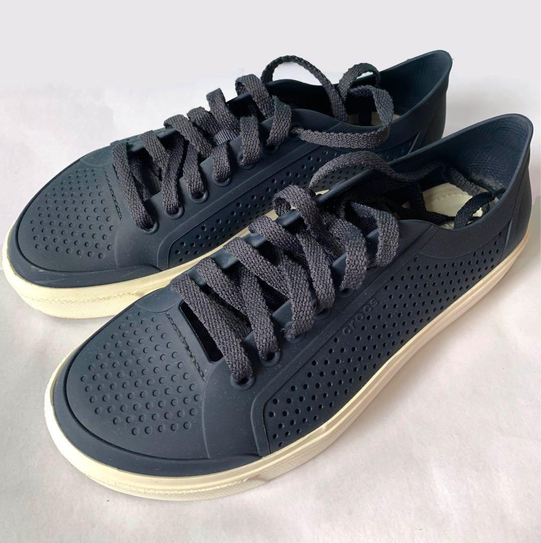 476acb171950 Crocs CitiLane Roka Court Sneaker Women US8