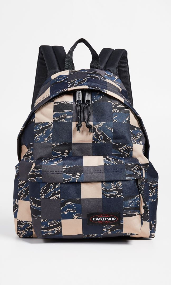 amp; Eastpak Backpack Men's Fashion Bags Navy Wallets Camopatch qqH71R