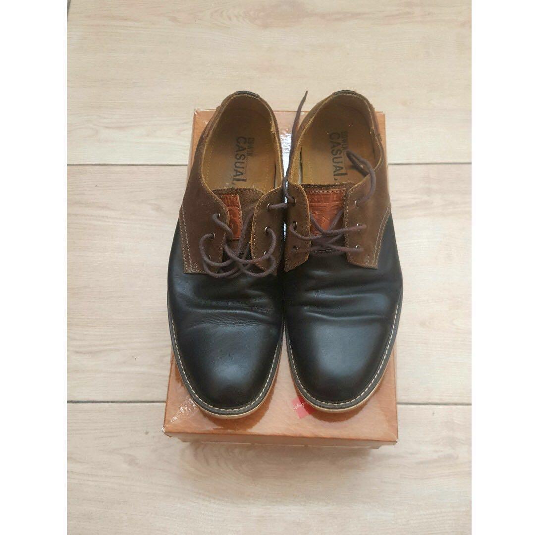 6bc946fc470ae9 Edwin Leather Shoes (Ori) kasut kulit