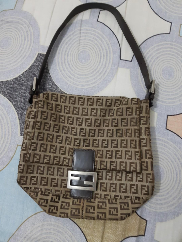 e7e69029b27b Fendi Monogram Bag