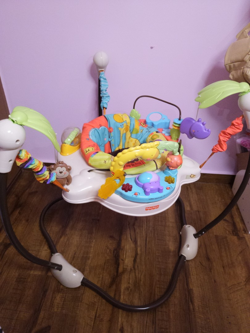 2aa3e1e89a29 Fisher Price luv u zoo jumperoo