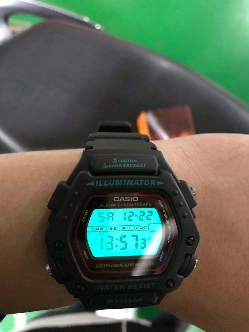 G-shock Dw-290