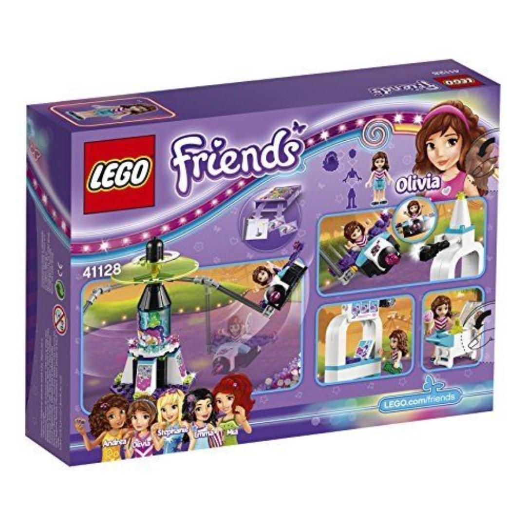 Lego Friends 41128 - Amusement Park Space Ride Sealed new ...