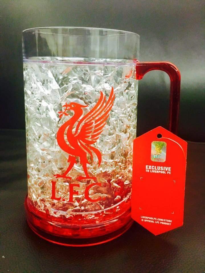 Liverpool FC Freezer Tankard