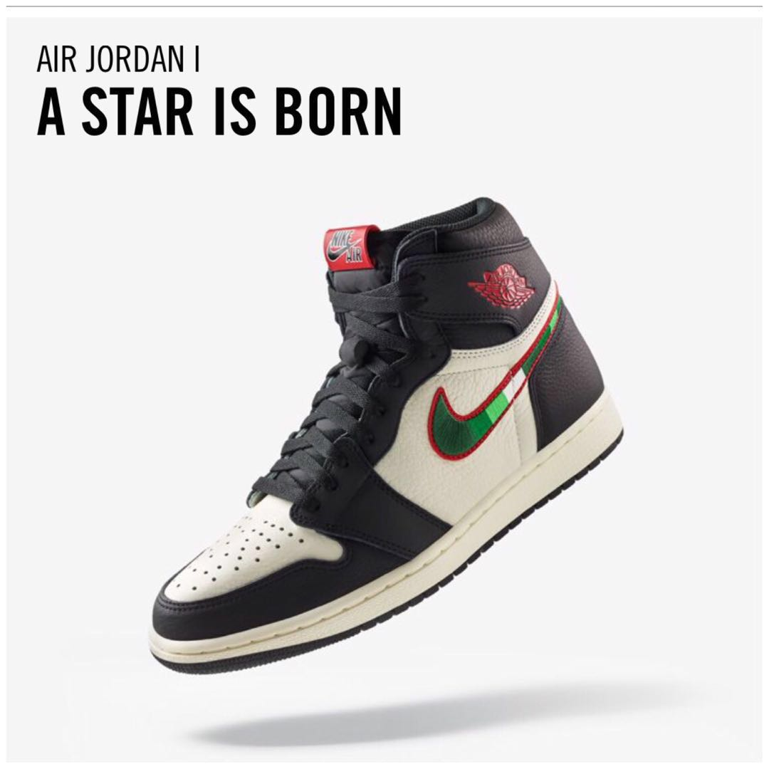 075d1649c298 Men  Air Jordan I Retro HIGH OG SPORTS ILLUSTRATED (A STAR IS BORN ...