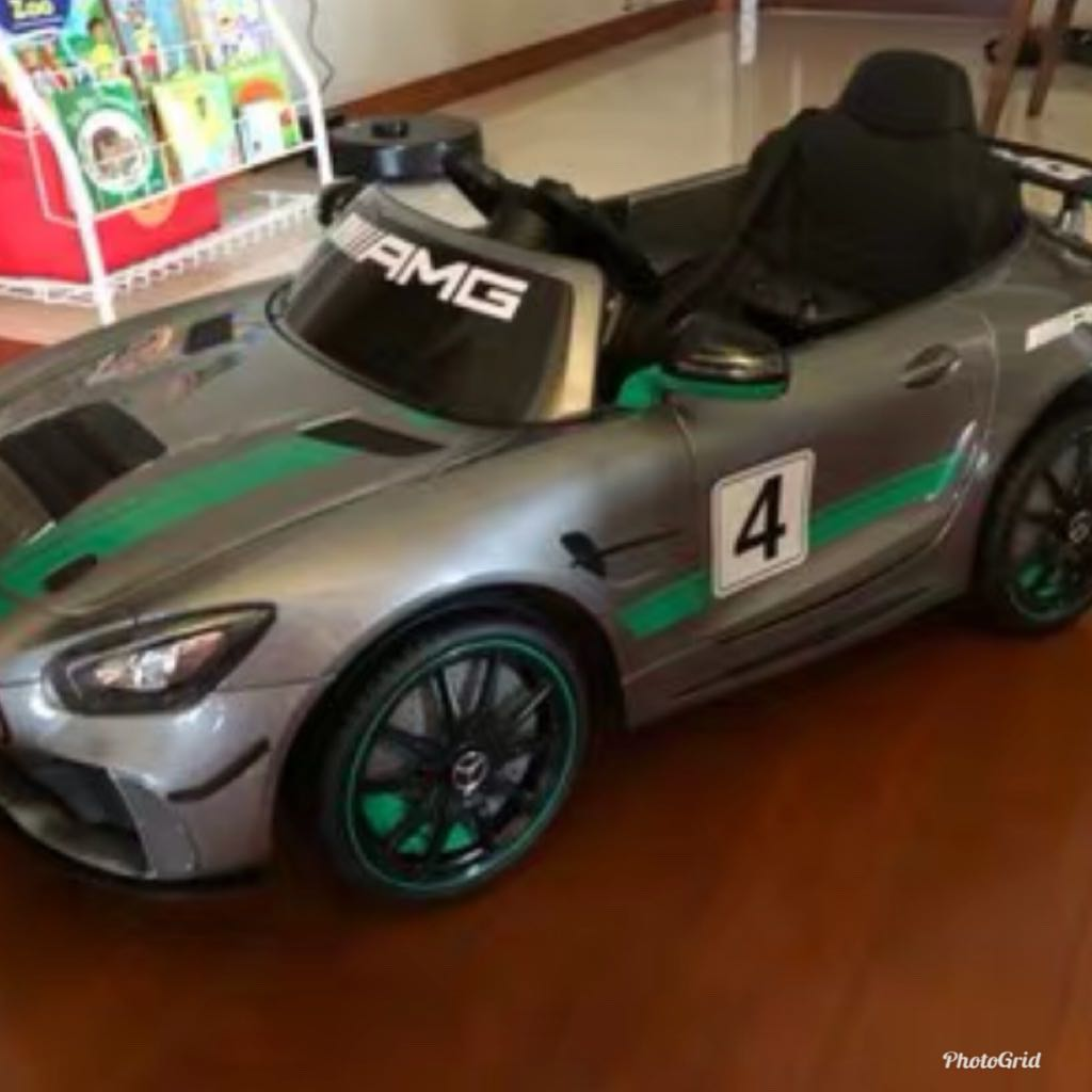 Mercedes Remote Control Car For Kids Babies Kids Toys Walkers