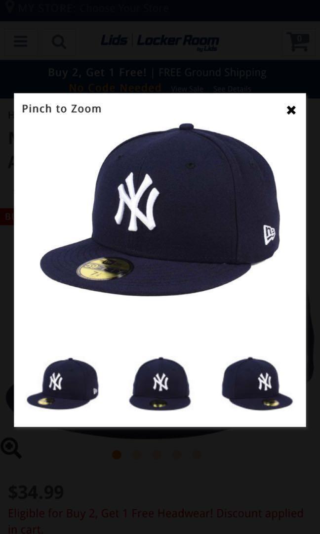 4074e9002e3 New Era caps (All models)