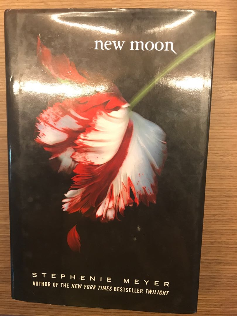 New Moon - Twilight series