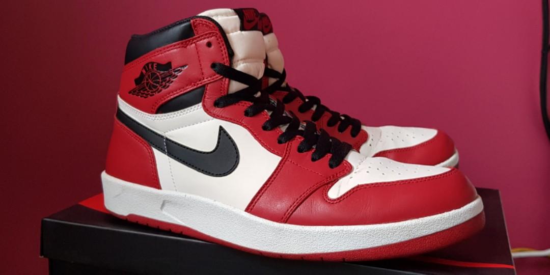 5286335bc94b Nike Air Jordan 1 The Return Chicago