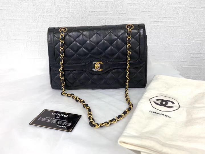 fda7e3c18401 not available now  Authentic vintage Chanel Bag