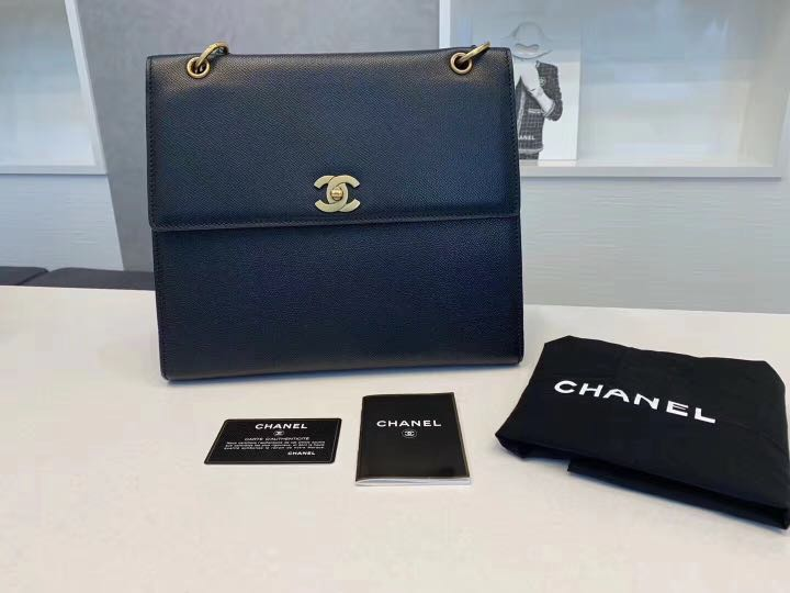 66f16899bb8a not available now  Authentic vintage Chanel Handbag