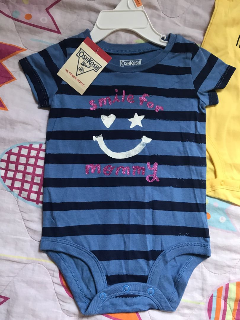 8866f1a7e Oshkosh Rompers 12-months Old baby, Babies & Kids, Babies Apparel on ...