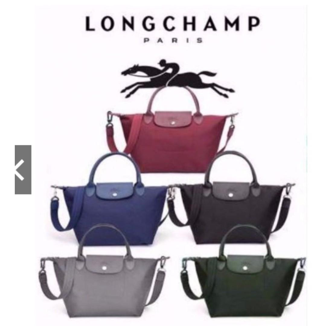 3bdd7143b31 READY STOCK) Authentic Longchamp Le Pliage Neo 1515 Medium   1512 ...