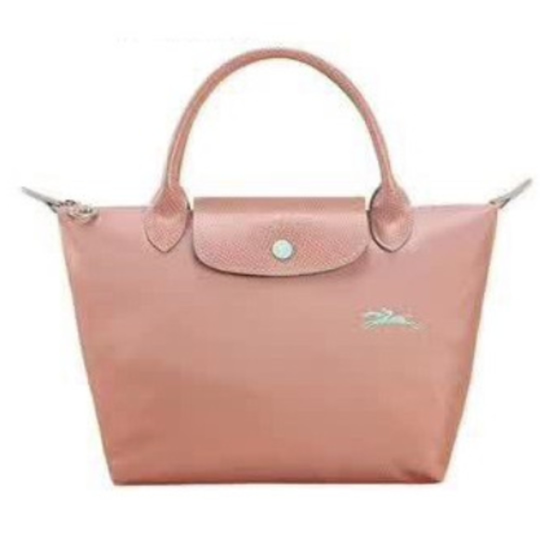8336170153f READY STOCK) LONGCHAMP Le Pliage Club 1621 Small Tote Bag - Pink ...
