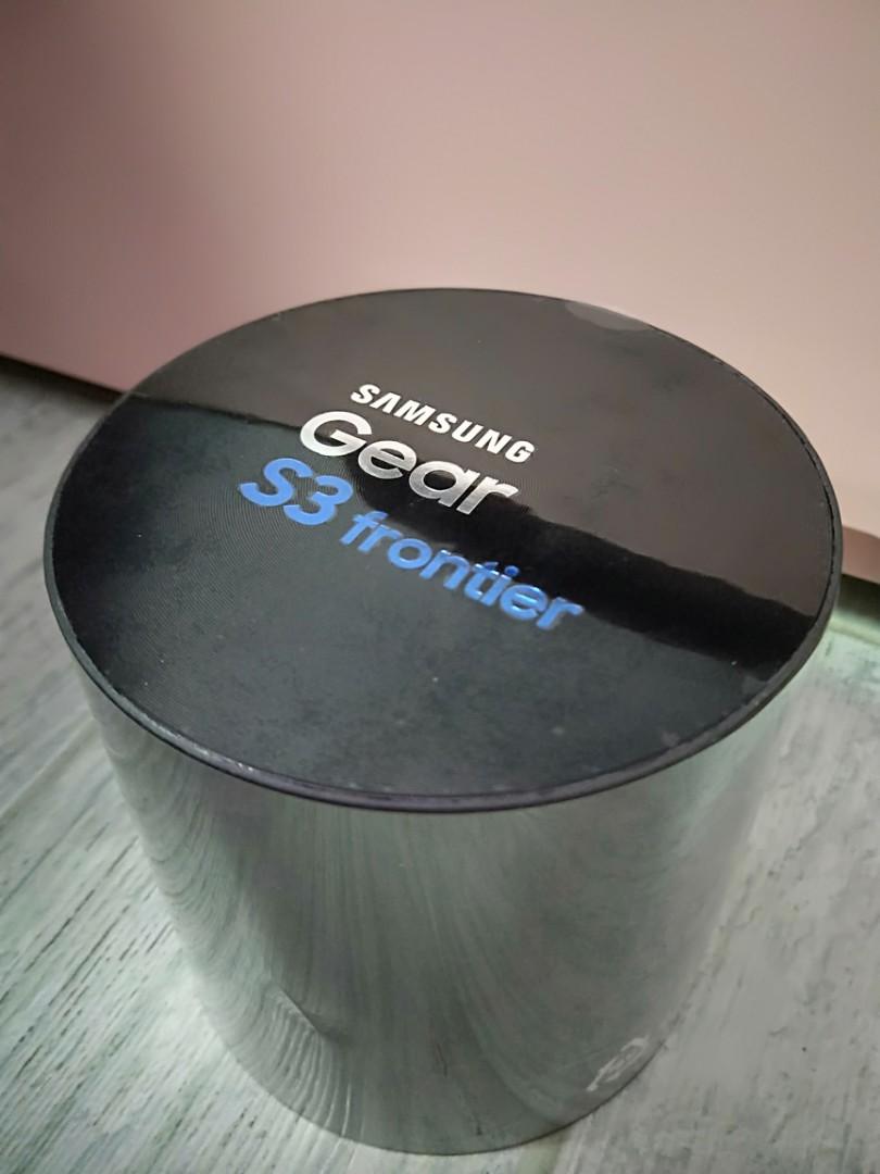 Samsung Gear S3 Frontier 4G LTE