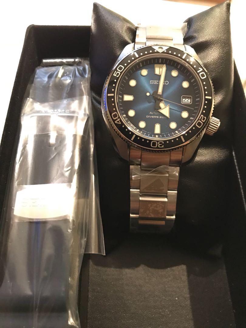 Seiko Special Edition 1968 Prospex Great Blue Hole SPB083J1 74fc952eea1