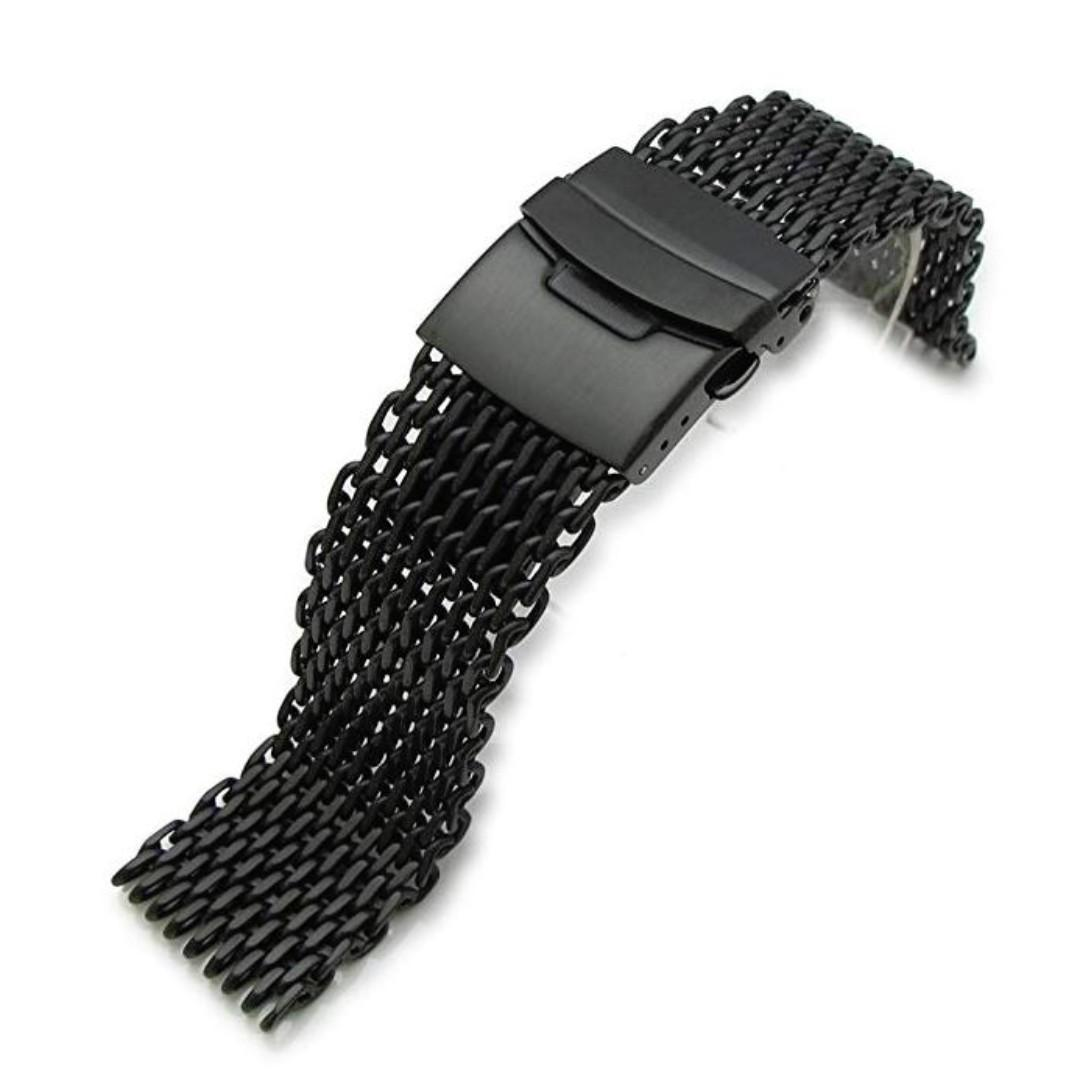 Shark Mesh for Seiko Ninja turtle