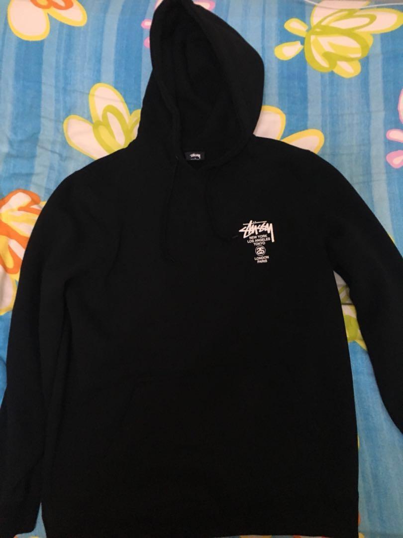 b507d488ba Stussy world tour hoodie