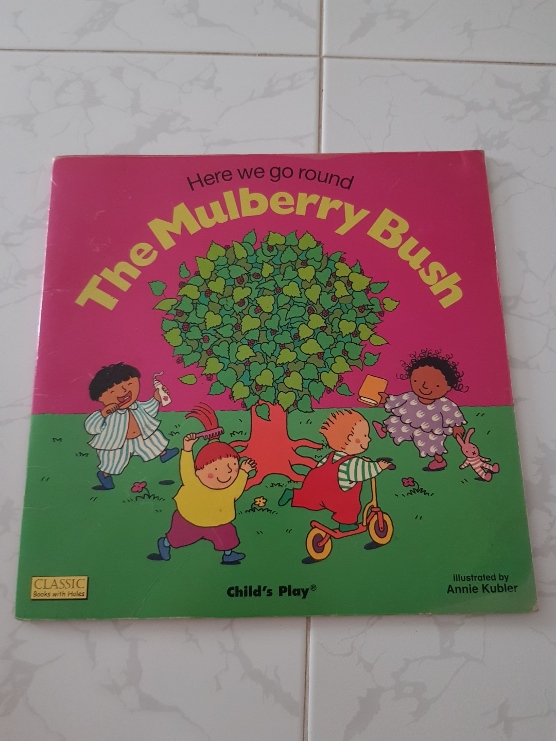 c3b2999fa36 The Mulberry Bush Story Book, Books & Stationery, Children's Books ...