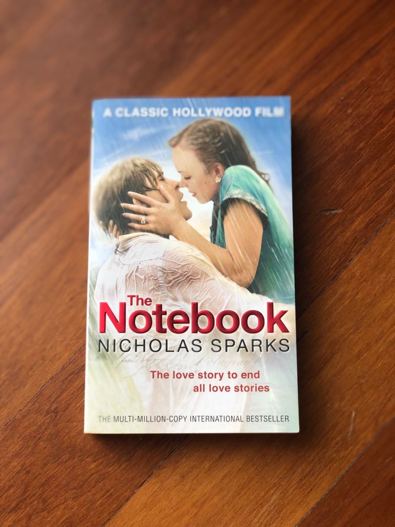 The Notebook Book Movie