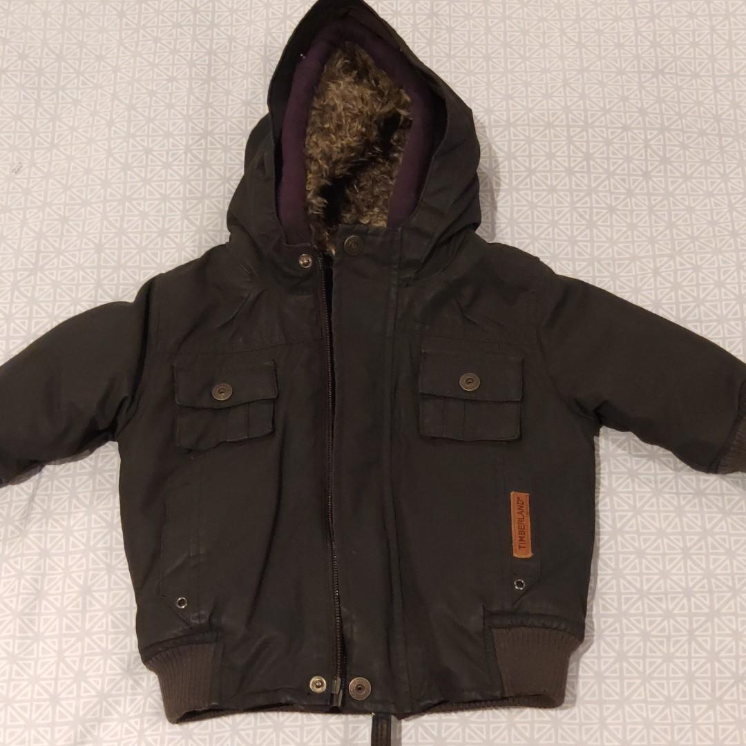 1b4d431fd8 Timberland Baby Winter Jacket, Babies & Kids, Babies Apparel on ...