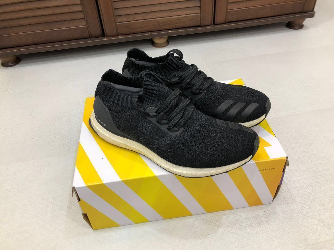 af1579825 Ultra Boost 3.0 Uncaged Core Black