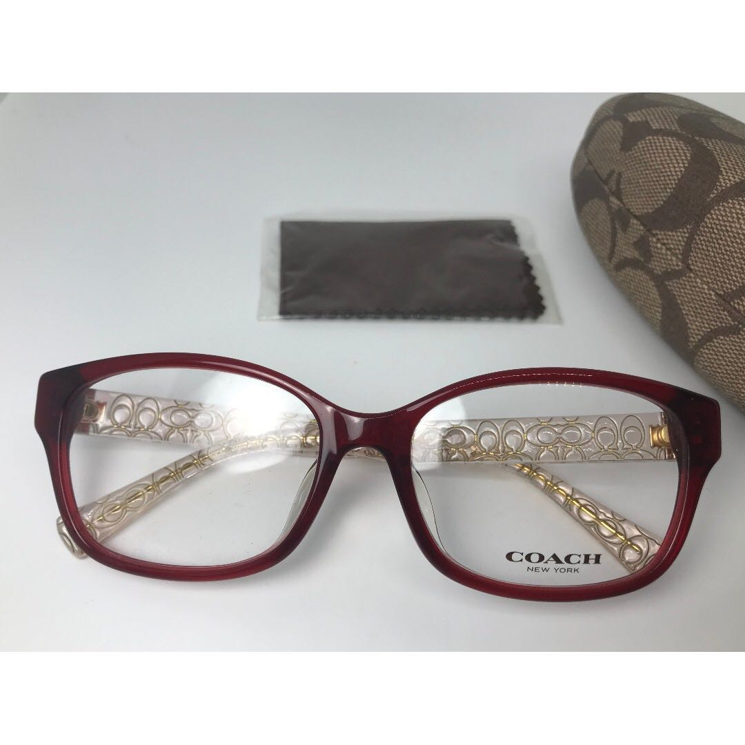0db3431632 We do NOT restock! Authentic Coach HC6049F Tia Asian Fit 5154 (Brand ...