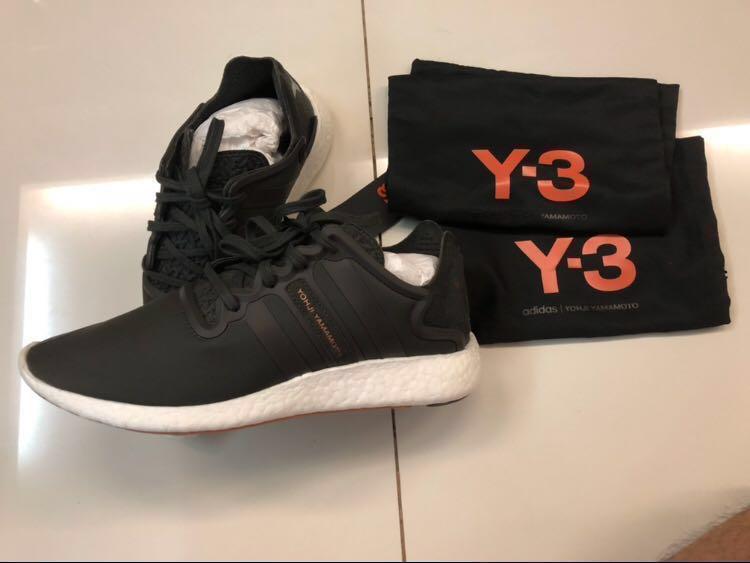 aafd2f1fa5de3 Y3 Yohji Run Shoes