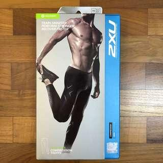 2XU Recovery Compression Tights (BNIB)