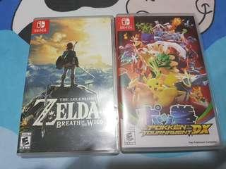 Nintendo Switch Game Rental