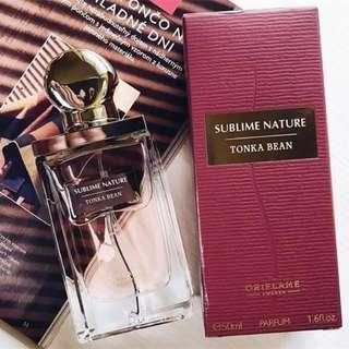 Parfum Wanita Cewek Sublime Nature Tonka Bean