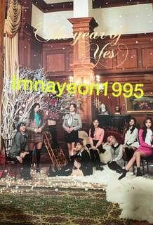(WTS) Twice Year Of Yes Poster