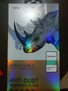 🚚 Rhino family tempered glass mate20pro screen protector