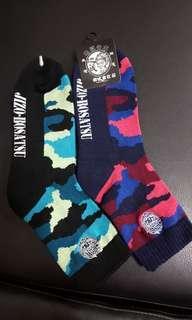 🚚 地藏王造型襪2色