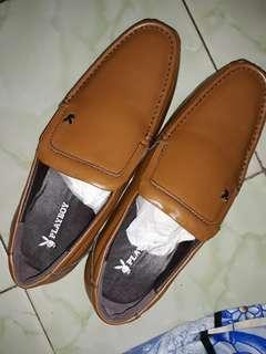 Sepatu Pantofel Playboy kulit original