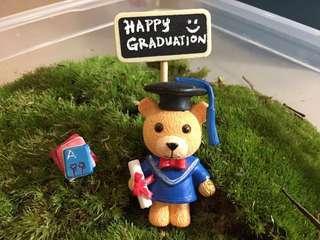 Graduation terrarium