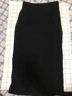 🚚 黑色緊身裙